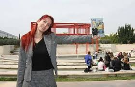 Noelia Ibarra Rius, antes de su conferencia de ayer. ISABEL RAMÓN. A. VALDÉS Las XII Jornadas del cómic de la Universidad de Alicante, Unicomic, ... - 2010-04-02_IMG_2010-03-26_02.00.19__V6301.jpg