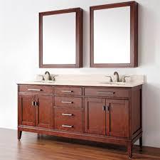 Bathroom Vanity Double by Bathroom Double Sink Bathroom Vanities In Antique Light Cyan With