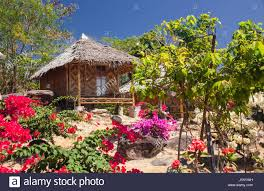 wooden bungalows stock photos u0026 wooden bungalows stock images alamy