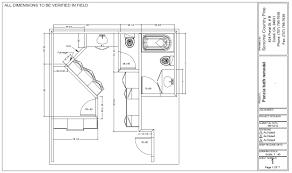 Master Bath Floor Plans Simple Bathroom Floor Plans Home Design Inspirations