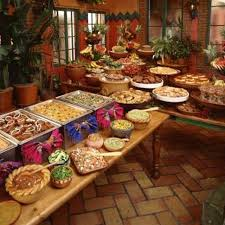 Wedding Reception Buffet Menu Ideas by Best 25 Mexican Food Buffet Ideas That You Will Like On Pinterest