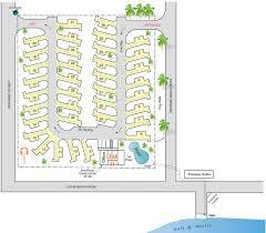 Destin Florida Map by Destin Rv Beach Resort Find Campgrounds Near Destin Florida