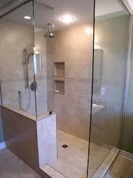 bathroom walk in shower ideas walk in shower ideas remodeling