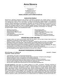 Resume Job Profile by Read My Resume Resume For Your Job Application