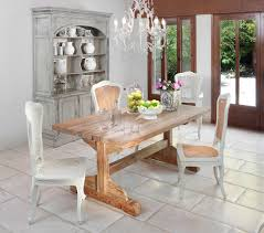 dining tables white distressed dining room table distressed