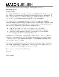 Resume Samples Of Software Engineer by Best Product Manager Cover Letter Examples Livecareer