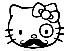 punk hello kitty and strawberry hello kitty party invites for