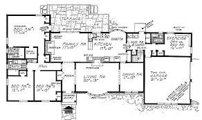 Ranch Style House Plans With Basement by Ranch Home Plans And This 73165 1l Diykidshouses Com