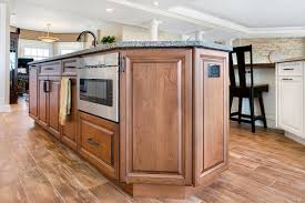 Kitchen Island Electrical Outlet Microwave Drawer In Island Home Appliances Decoration