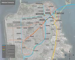 San Francisco Bart Map Atlanta Transit Fantasy Map Marta Subway Light Rail Brt