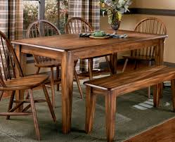 Berringer  Dining Table By Ashley Furniture Tenpenny Furniture - Ashley furniture dining table with bench