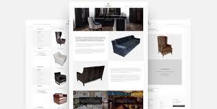 Interior Designer Website by Doublard Design Bespoke Website Design And Development For The