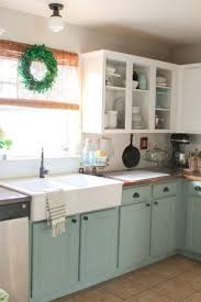 ideas painting kitchen cabinets white before and after decor yeo lab