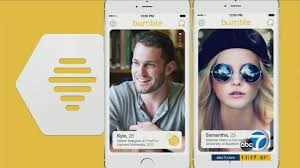 Bumble  Dating app puts first move into hands of women   abc news com