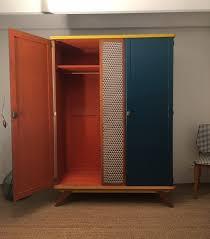 armoire vintage enfant armoire vintage léontine meubles vintage personnalisés