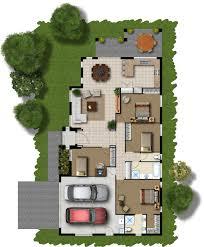 House Floor Plan Home Design Acadian Home Plans Houseplans Southernliving Com