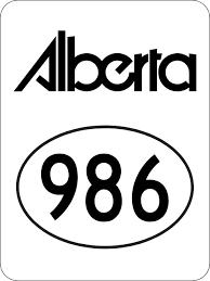 Alberta Highway 986