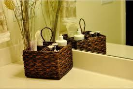 Small Bathroom Storage Ideas Homemade Bathroom Makeup Storage On Vanity For Small Bathroom
