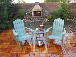 Build Your Own Outdoor Patio Table by 66 Fire Pit And Outdoor Fireplace Ideas Diy Network Blog Made
