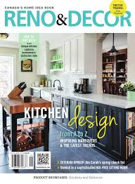 reno u0026 decor magazine apr may 2016 by homes publishing group issuu
