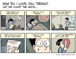 images about phd comics on Pinterest Pinterest PHD Comics  How do I love you