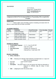 machinist resume example awesome computer programmer resume examples to impress employers awesome computer programmer resume examples to impress employers
