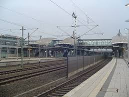 Düsseldorf Airport station