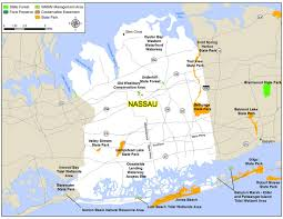 New York State Map by Nassau County Map Nys Dept Of Environmental Conservation