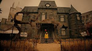this u0027it u0027 inspired haunted house will terrify you cnn video