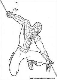 spiderman libros colorear preescolar intereses spiderman