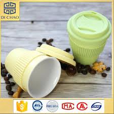 ceramic to go coffee mug wholesale ceramic travel coffee mugs
