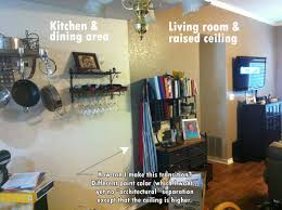 Kitchen Living Room Open Floor Plan Paint Colors How Do I Make A