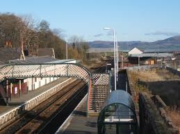 Millom railway station