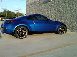 Nissan 350z Horsepower 2003 - yujimbo 2003 nissan 350ztrack coupe 2d specs photos modification