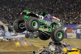 monster jam trucks 2014 noise pr