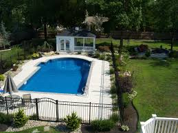 Landscaping Ideas For Backyards by Best 25 Backyard Pool Landscaping Ideas Only On Pinterest Pool