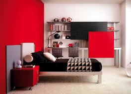 Bedroom Wall Ideas by How To Simply Decorate Your Red Bedroom Walls