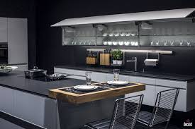How To Open Kitchen Faucet by Embracing Darkness Ways To Add Black And Gray To Your Kitchen