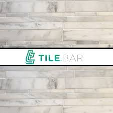 Mosaic Tiles For Kitchen Backsplash 1sf White Carrera Carrara Marble Random Strip Mosaic Tile Kitchen