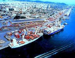 Brazil biggest sugar loading port