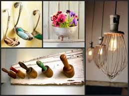 Home Made Decoration by Best Ideas To Reuse Old Kitchen Items Recycled Utensil Home