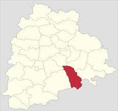 Suryapet district