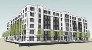 Awesome  Unit Apartment Building Plans Ideas Decorating - Apartment building design