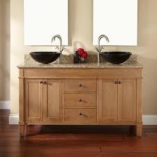 Bathroom Sinks And Cabinets Fancy Modern Bathroom Vanity Ideas - Black bathroom vanity with vessel sink