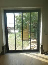 fenetre metal style atelier fenêtres porte fenêtre volet menuisier theix vannes