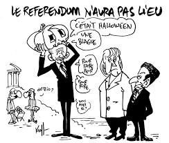 Chantage au référendum : le choix partisan