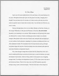 What Is A Personal Narrative Essay Yahoo   Essay Source recon Lord of the flies symbolism essay conch yahoo answers Mla format essay first page in word