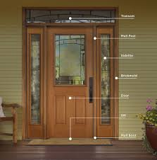 Transom Window Above Door Masonite Helps You Understand Parts Of A Door For Every Home Project