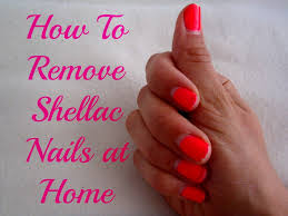 removing shellac nails at home oh yes it u0027s possible top
