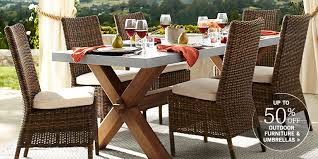 Best Time To Buy Patio Furniture by Outdoor U0026 Patio Furniture Pottery Barn